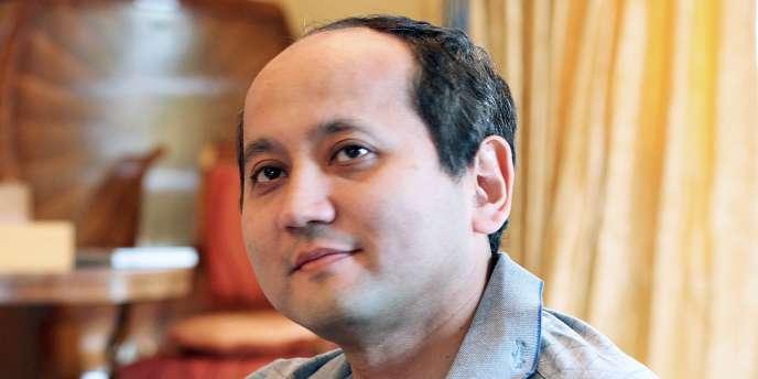 Moukhtar Abliazov, en 2010.