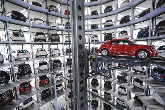 Les agences de notation ont mis la note de Volkswagen sous surveillance.