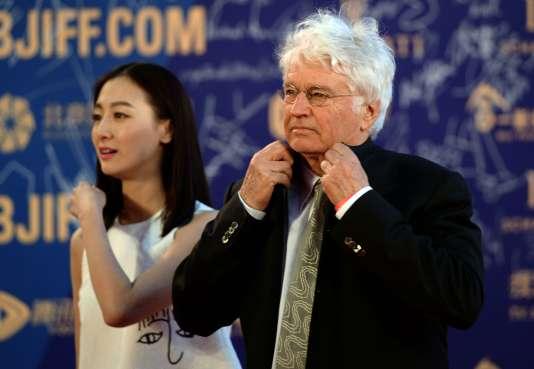 Le cinéaste Jean-Jacques Annaud, à Pékin, le 16 avril.