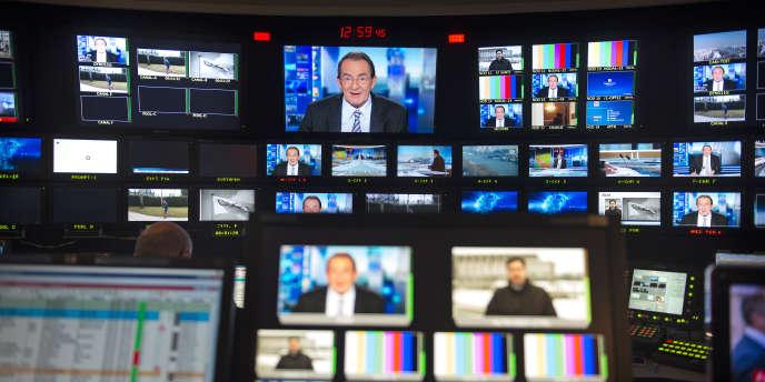 Anne de Coudenhove, qui était rédactrice en chef du journal télévisé de 13 heures, va en effet devenir directrice adjointe de l'information de TF1 à compter du 1er juin.