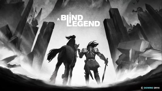« A Blind Legend » est un jeu d'aventure dans un univers médiéval fantastique.