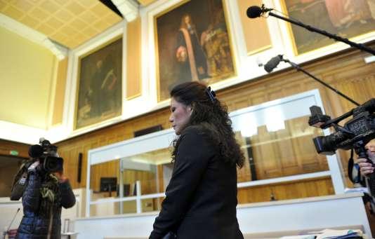 Lise Han comparaît dans le procès des «mariages chinois» à Tours, le 13 octobre.