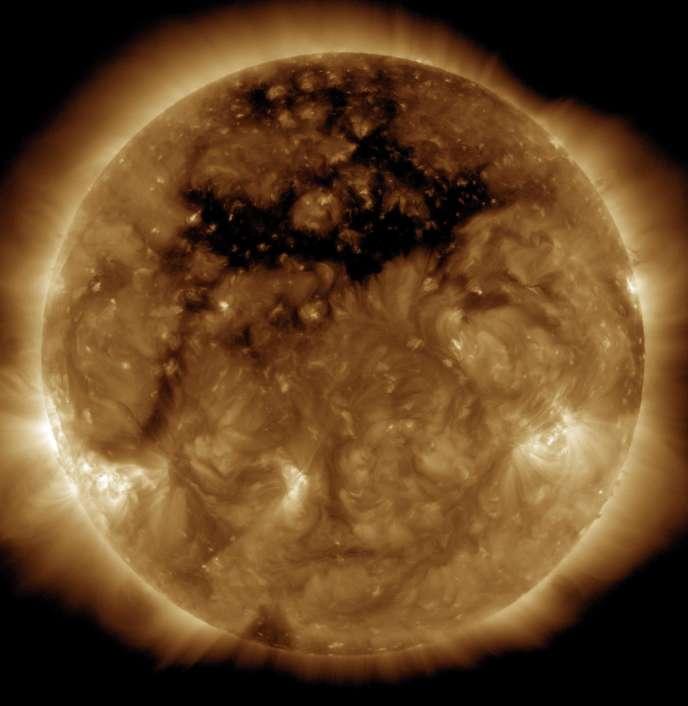 L'activité solaire n'est pas responsable du réchauffement climatique.