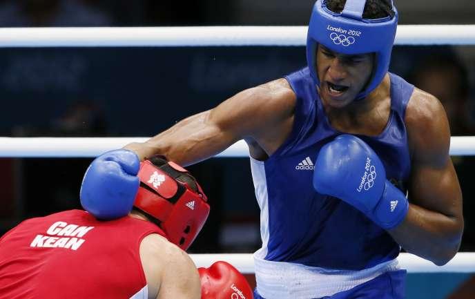 A Rio, contrairement aux JO de Londres, le poids-lourd Tony Yoka ne portera pas de casque.