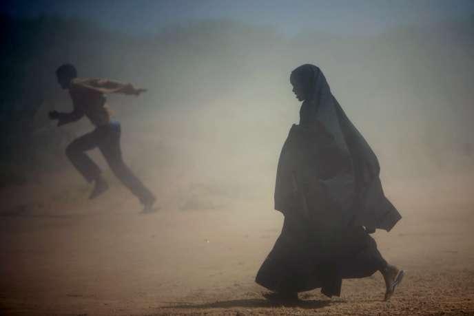 Sécheresse en Somalie (2007).