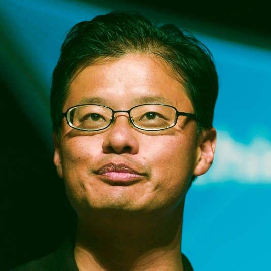 Jerry Yang, cofondateur de Yahoo!, ici en 2007.