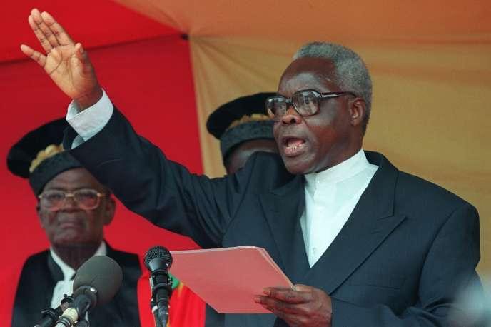 Mathieu Kérékou, l'ancien président du Bénin est décédé mercredi 14 octobre 2015, à l'âge de 82 ans.