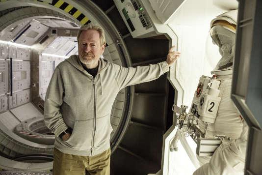 """Ridley Scott, réalisateur de """"Seul sur Mars"""", en salles le 21 octobre."""