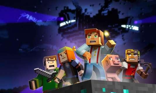 « Minecraft : Story Mode » est sorti le 13 octobre en version numérique.