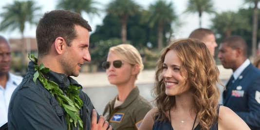 """Bradley Cooper et Rachel McAdams dans """"Welcome Back"""""""