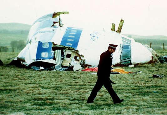 Le 21 décembre 1988, un Boeing 747 de la Pan Am, qui effectuait la liaison Londres-New York, explosait au-dessus de Lockerbie, en Ecosse.