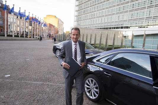 Herbert Diess, le nouveau patron de la marque Volkswagen, a la réputation d'être un « chasseur de coûts».