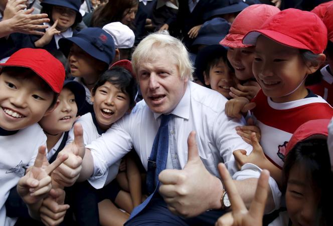 Le maire de Londres, Boris Johnson, laisse planer le doute sur sa position en vue du référendum.