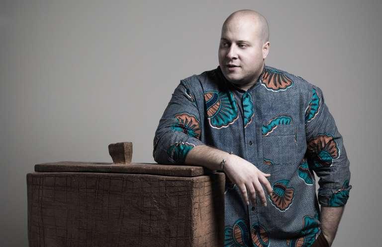 Le DJ centrafricain Boddhi Satva.