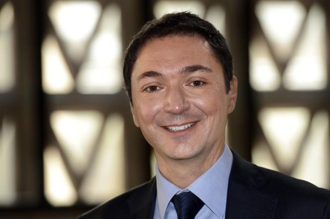 Philippe Verdier le 21 mars 2013.