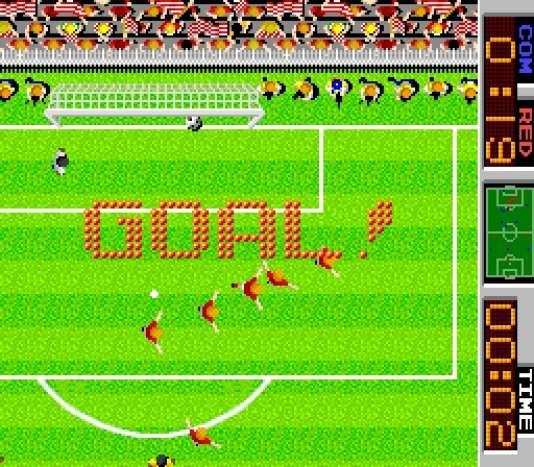 Tehkan World Cup, avec ses vingt-deux joueurs de champs et son radar, est le premier jeu vidéo de football moderne.