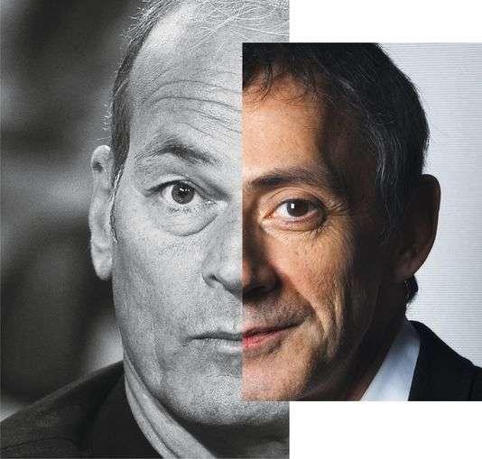 Laurent Baffie (à gauche) et Jacques Perry-Salkow.