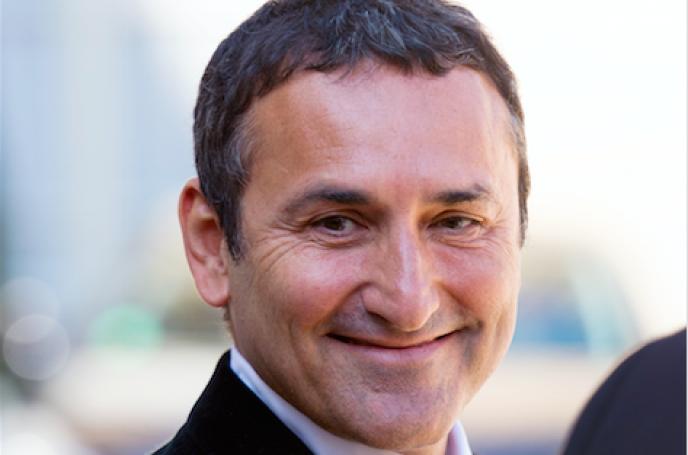Pascal Houzelot, fondateur de Numéro 23, la