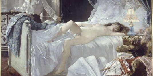 """Rolla"", de Henri Gerveux, (1878)."