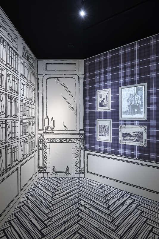 « Mademoiselle Privé », un voyage aux sources de la création Chanel, à la Saatchi Gallery, à Londres.
