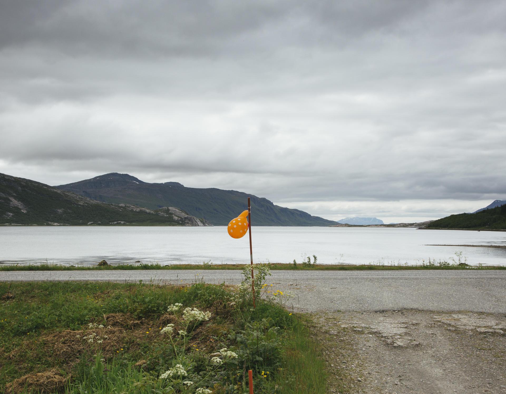 Le fjord Sjona, profond et majestueux.