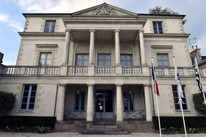 Le conseil régional de Bretagne, à Rennes.