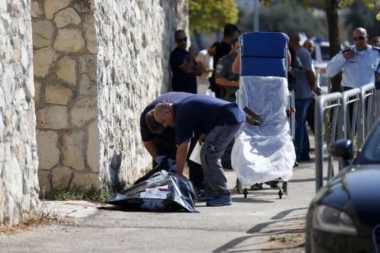 Un Palestinien, tué après avoir tenté de poignarder un Israélien en Cisjordanie.