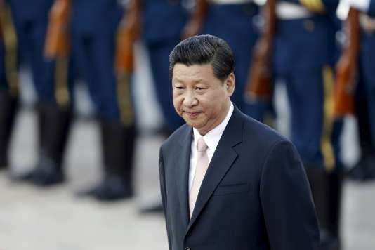 Xi Jinping, en août 2013.