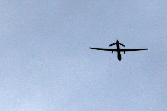 Un drone «Predator» tel qu'il est utilisé par les services de surveillance des frontières.