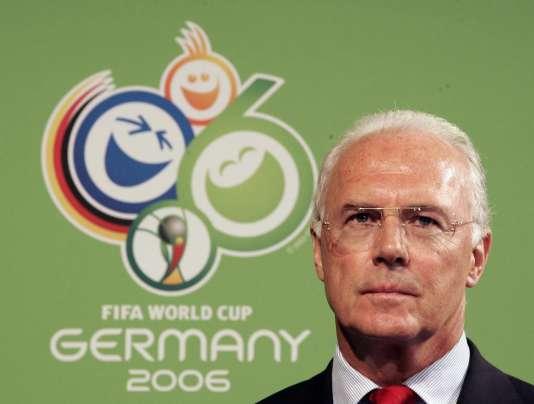 Franz Beckenbauer, en mars 2006.