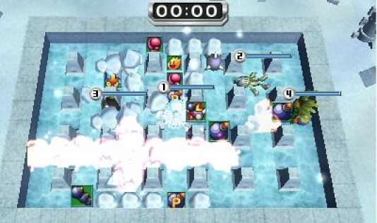 Bomberman 3DS, premier épisode console développé depuis la fusion entre Hudson et Konami, n'a jamais vu le jour. La série est aujourd'hui gelée.