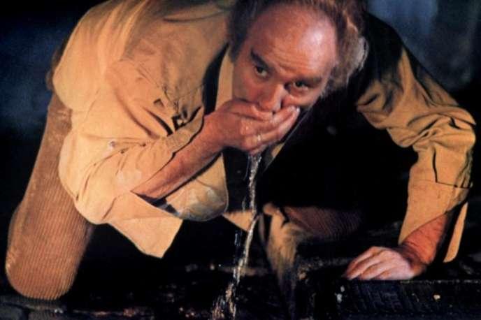 Michel Piccoli dans le film français de Claude Faraldo,
