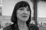 La critique Anne Tronche, à Paris, le 23 avril 2009.