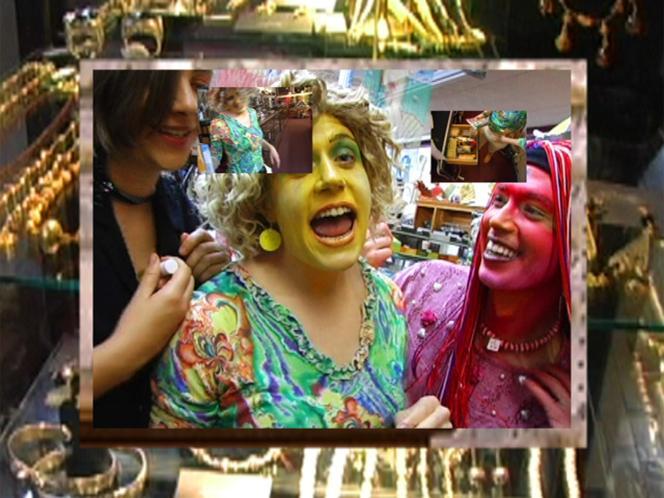 «I-Be Area» (2007), œuvre vidéo de l'artiste américain Ryan Trecartin.