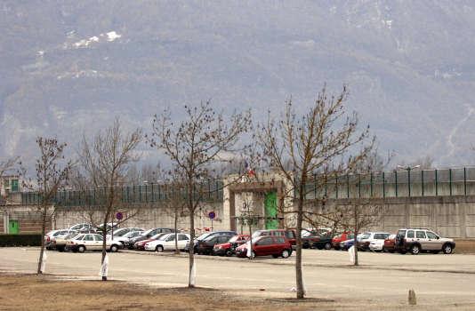 Une mutinerie a eu lieu, le 20 octobre dans le centre pénitentiaire d'Aiton, près d'Albertville. (Photo prise en 2005.)