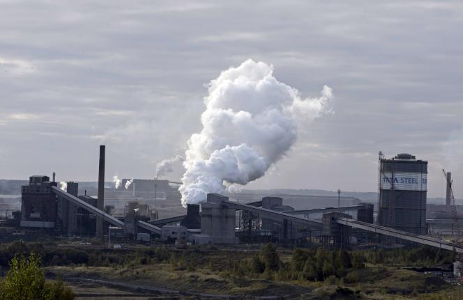 C'est à Scunthorpe que se trouve la plus grande usine métallurgique du Royaume-Uni.