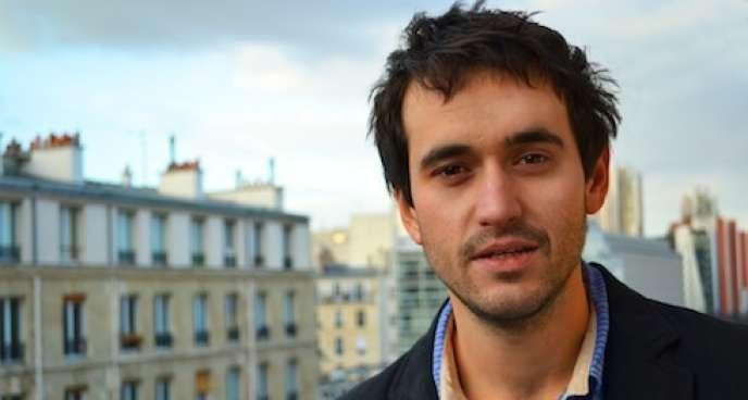Le compositeur argentin Tomas Bordalejo.