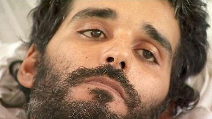 Le rappeur angolais Luaty Beirão, en grève de la faim depuis trente jours.