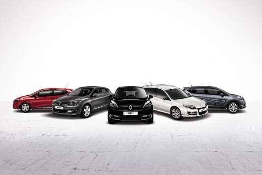La gamme « business » de Renault.