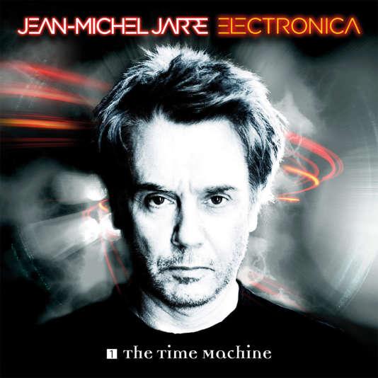 "Pochette de l'album de Jean-Michel Jarre, ""Electronica 1 : The Time Machine""."
