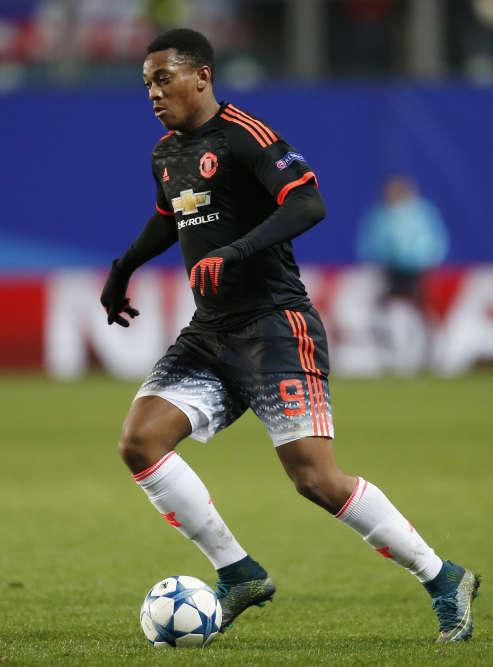 Martial superstar. Le jeune Français de Manchester United a obtenu le match nul  (1-1) pour son équipe  face au CSKA Moscou. Avec 9 buts en 5 matchs, les Anglais se disent peut-être que, finalement, son transfert record (80 millions d'euros) était justifié.