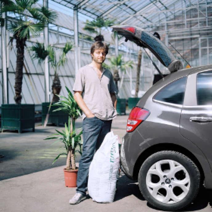 Citiz, un réseau de voitures en libre-service ou autopartage, désormais implanté à Marseille et Avignon.
