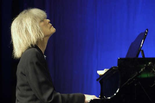 La compositrice et pianiste Carla Bley.