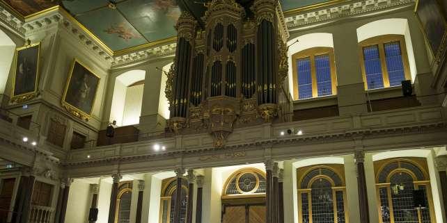Le théâtre de l'université d'Oxford.