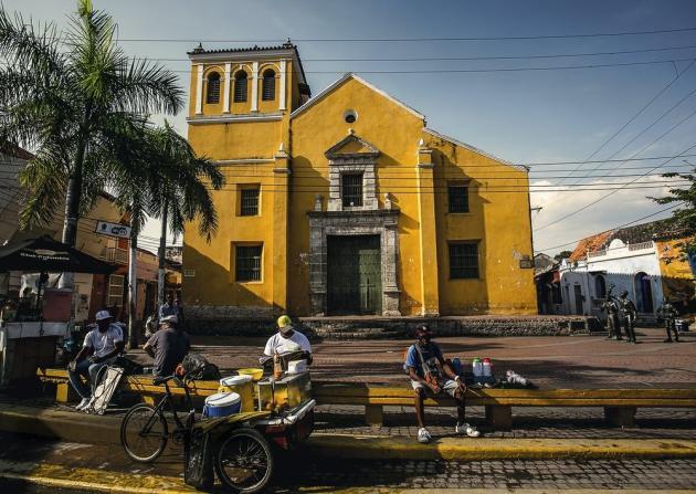 Plaza de la Santisima Trinidad.