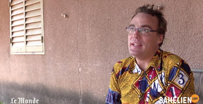 Julien Marran, français expatrié à Bamako