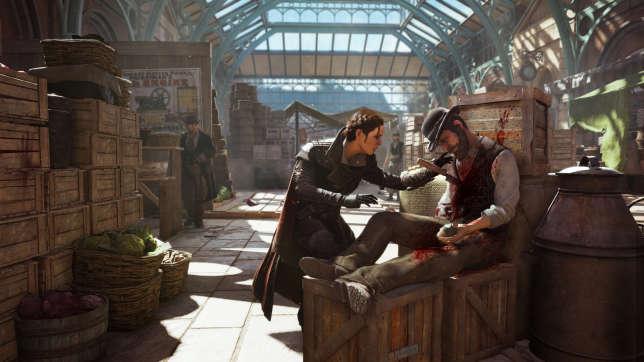 Ubisoft a été développé par une dizaine de studios en même temps, dont deux en France, et le studio principal à Québec.