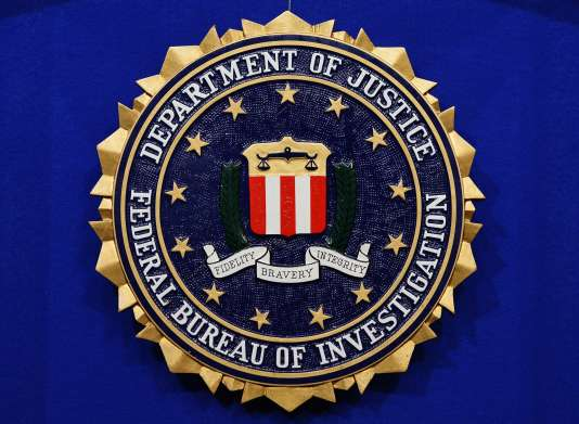 Le logo des autorités fédérales américaines.
