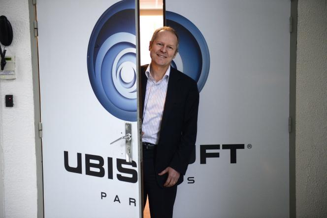 Yves Guillemot, le cofondateur d'Ubisoft, en décembre 2013.