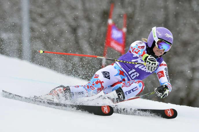 La skieuse française Tessa Worley.